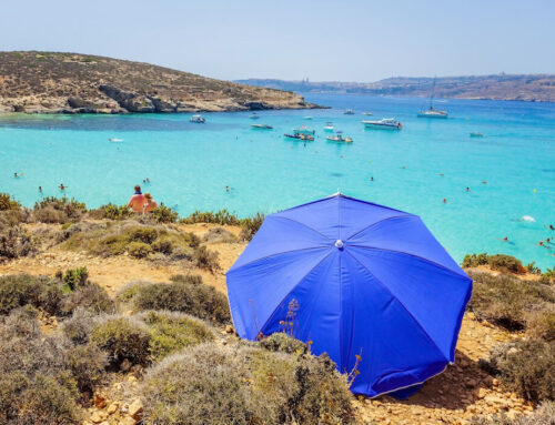 How to get to the Blue Lagoon from Malta.